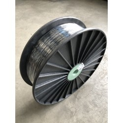 (18,90€/kg) 25 kg coil PLA-Filament 1,75 mm black