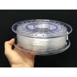 Creamelt COC transparent Filament 2,85mm 0,7kg 3D Drucker (141,29€/kg)